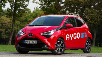Toyota Aygo 1.0 X-shift - 2018.