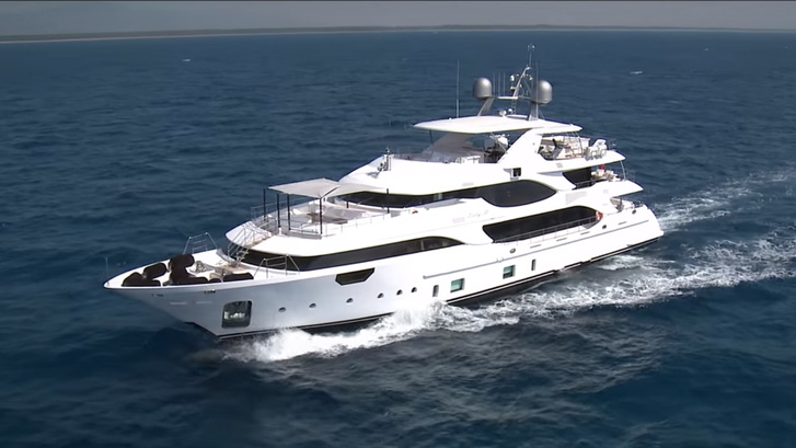 Benetti - Crystal 140' - BY004 M/Y Lady M