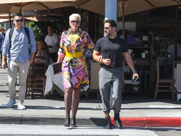Ezek is ők, de csak úgy sétálás közben pénteken, Los Angelesben