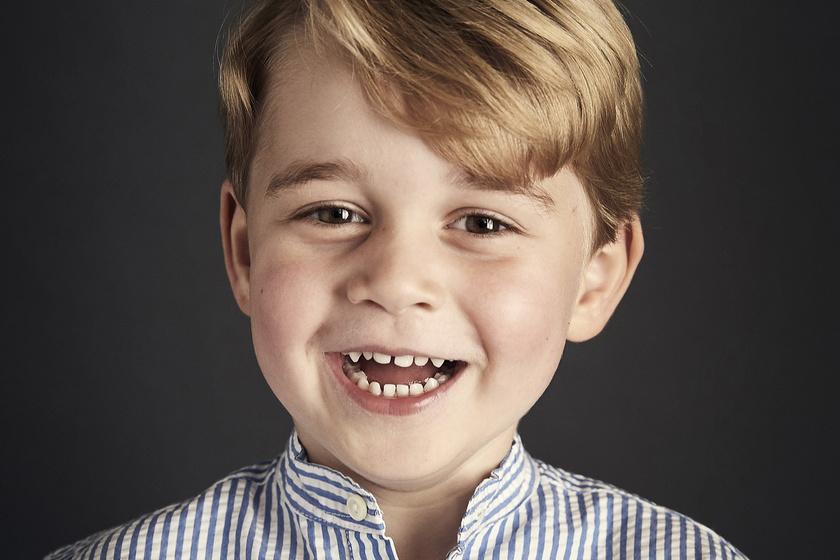 György herceg így huncutkodott a hétvégi esküvőn - Cuki fotók készültek róla