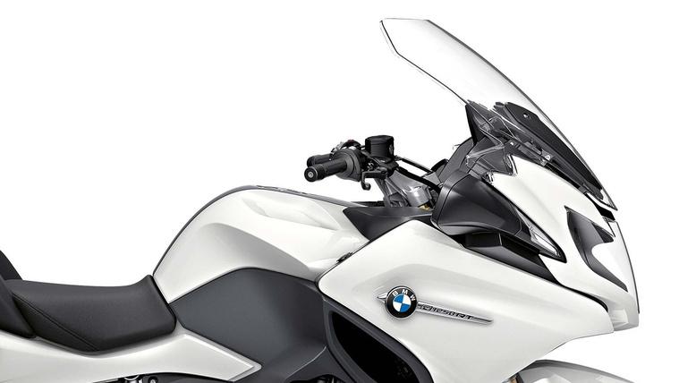 Itt az új BMW R 1250 RT