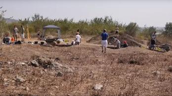 Ősi települést találtak Albániában