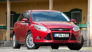 Ford Focus 1.6T Ecoboost (2011)