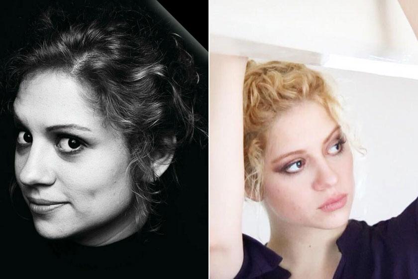 Zsurzs Kati 28 éves lánya, a gyönyörű Fanni jelenleg Amszterdamban él.