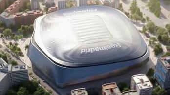 Ezüstdobozzá válik a Santiago Bernabéu
