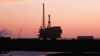 Négyéves csúcson az olajár