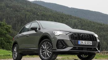 Bemutató: Audi Q3 – 2019.