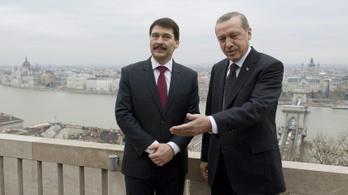Erdogan októberben Budapestre jön a Gül Baba-türbe átadójára