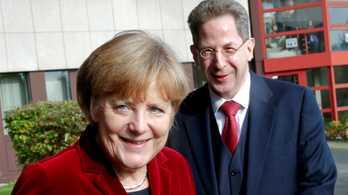 Egy titkosszolga előléptetése, amiért Merkel bocsánatot kért