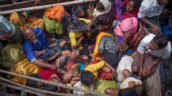 A mianmari katonák csecsemőket öltek és élve temettek el embereket