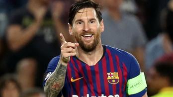 Messi C. Ronaldóra és Modricra is szavazott a FIFA-díjon