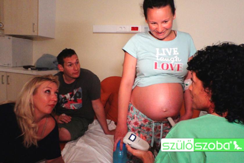 Hajnalban beindult a szülés: a legszebb anyák napi ajándék