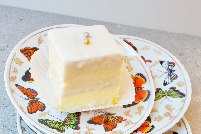 Citromos mignon: a 19. század legközkedveltebb süteménye