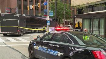 Gary Numan turnébusza halálra gázolt egy embert Clevelandben