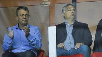 A BRFK nem mondja meg, miért bérel milliárdokért ingatlant Garancsi cégétől