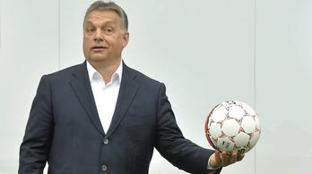 Orbán 9,5 millió eurós stadiont és futballakadémiát avat