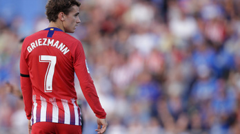 Griezmann: Nem tudtam aludni a Barca miatt