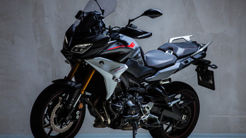 Teszt: Yamaha Tracer 900 GT – 2018.