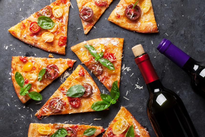 Melyik pizza a kedvenced? Ilyen bort kínálj hozzá, hogy a legjobbat tedd vele