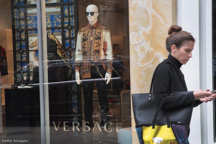 Versace bolt Chicago, Illinois 2018. szeptember 24.