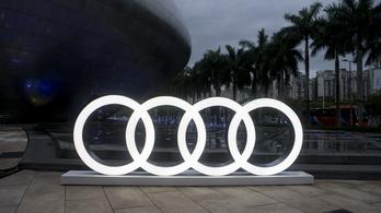 Miért pont négy karika az Audi logója?