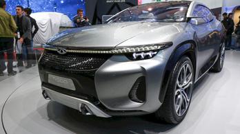 Német központot alapít a kínai autógyár