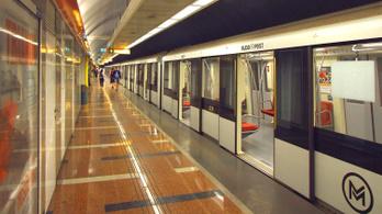 Nem jár a 2-es metró az Örs vezér tér és a Deák tér között
