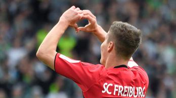 Sallai és Szalai is ünnepelhet, elveszítette első pontjait a Bayern München