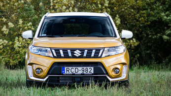 Bemutató: Suzuki Vitara facelift – 2018.