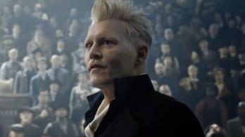 Háborút hoz Johnny Depp a Harry Potter világába
