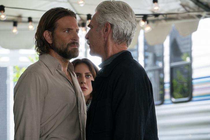 Bradley Cooper a Csillag születik című filmben