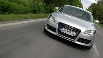 Audi TT-t nagy embernek