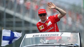 Räikkönen lesz a Ferrari legnagyobb aduásza