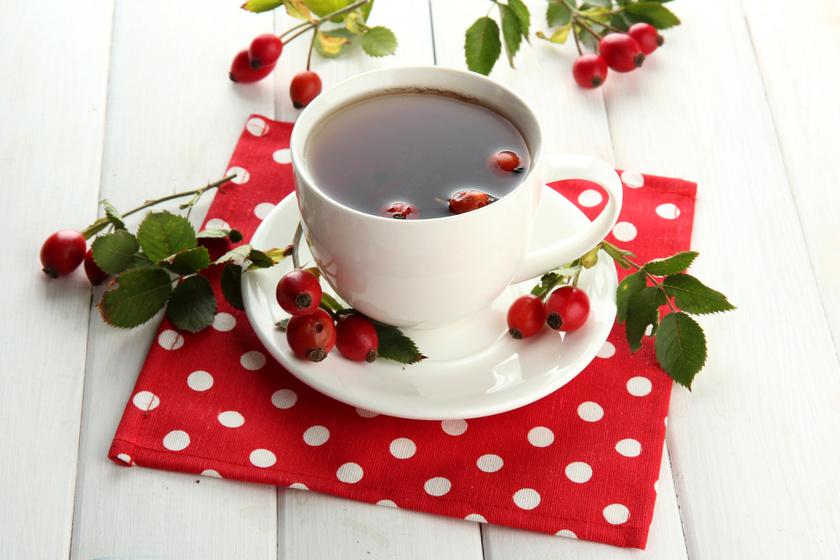 csipkebogyo-tea