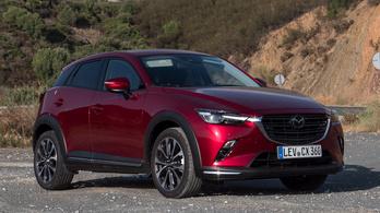 Bemutató: Mazda CX-3 facelift – 2018.