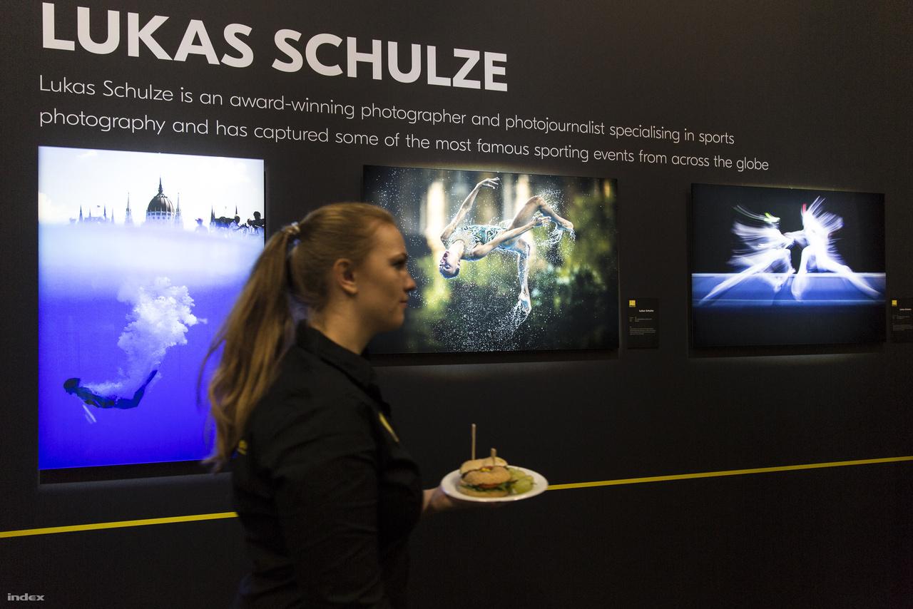 Kis hazánk hírét vitte Kölnbe egy kép erejéig Lukas Schulze sportfotós kamarakiállítása.