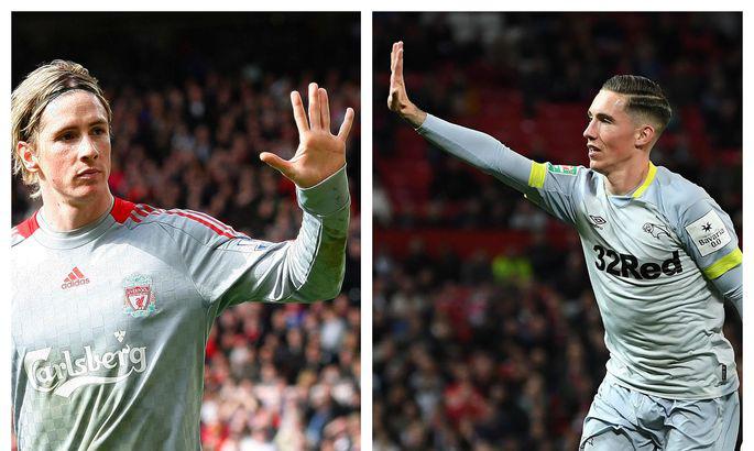 Torres közel 10 éve és Wilson kedden az Old Traffordon