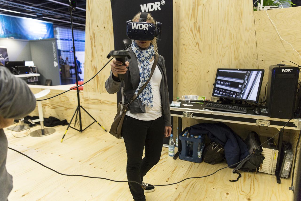 A jövő logisztikája VR-alapú lesz, pont. Raktárosok, készüljetek.
