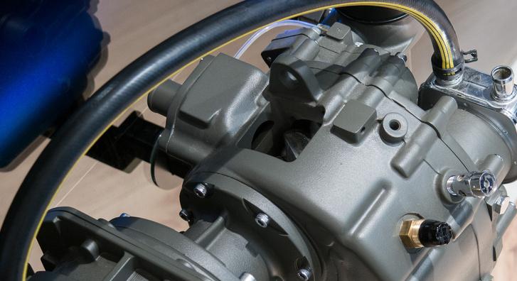 A csavarkompresszor, elektroos járművek légellátásához
