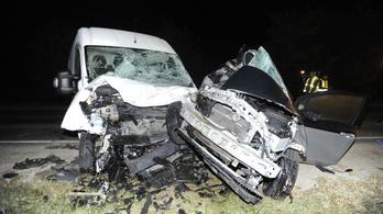 Baleset történt az M43-as autópályán és Dunaharasztinál