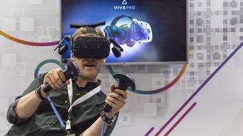 Láttuk a VR jövőjét, és frenetikus lesz