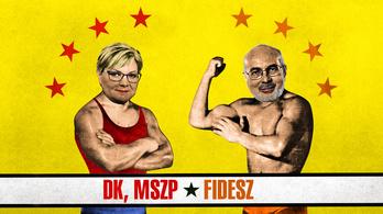 Itt mérhető le igazán a Fidesz ereje