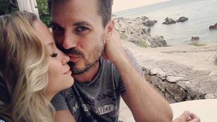 Solti Ádám és barátnője már elveszítettek egy babát, ráadásul igen rémes körülmények között
