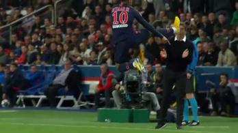 Kezd visszatérni az igazi Neymar