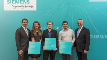 Siemens-díjat nyert az Index újságírója