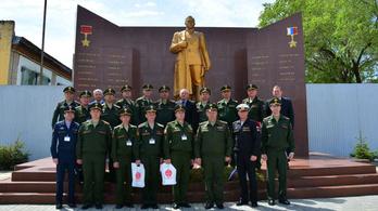 Az oroszok tagadják, hogy a Szkripal-ügy gyanúsítottja az, akit kitüntetett Putyin