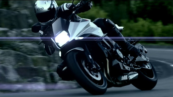 Végre láthatjuk is a Suzuki Katanát