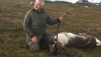Svédországban még mindig nyomoznak Semjén szarvasvadászata miatt