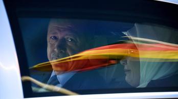 Kilenc tüntetés várja Erdogant Berlinben