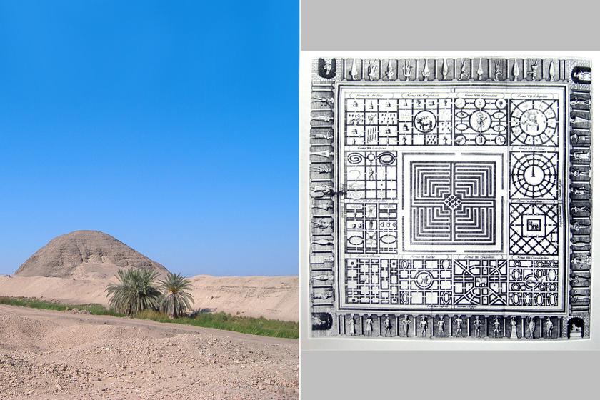Nem hagyják feltárni az egyiptomi, föld alatti labirintust: újraírná a történelmet az ősi építmény?